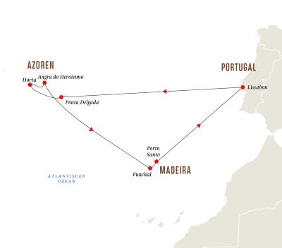 Azoren und Madeira – Schönheit der Atlantischen Inseln