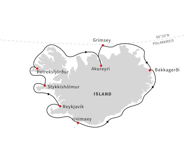 expedition rund um island ab reykjavik sommer 2020. Black Bedroom Furniture Sets. Home Design Ideas