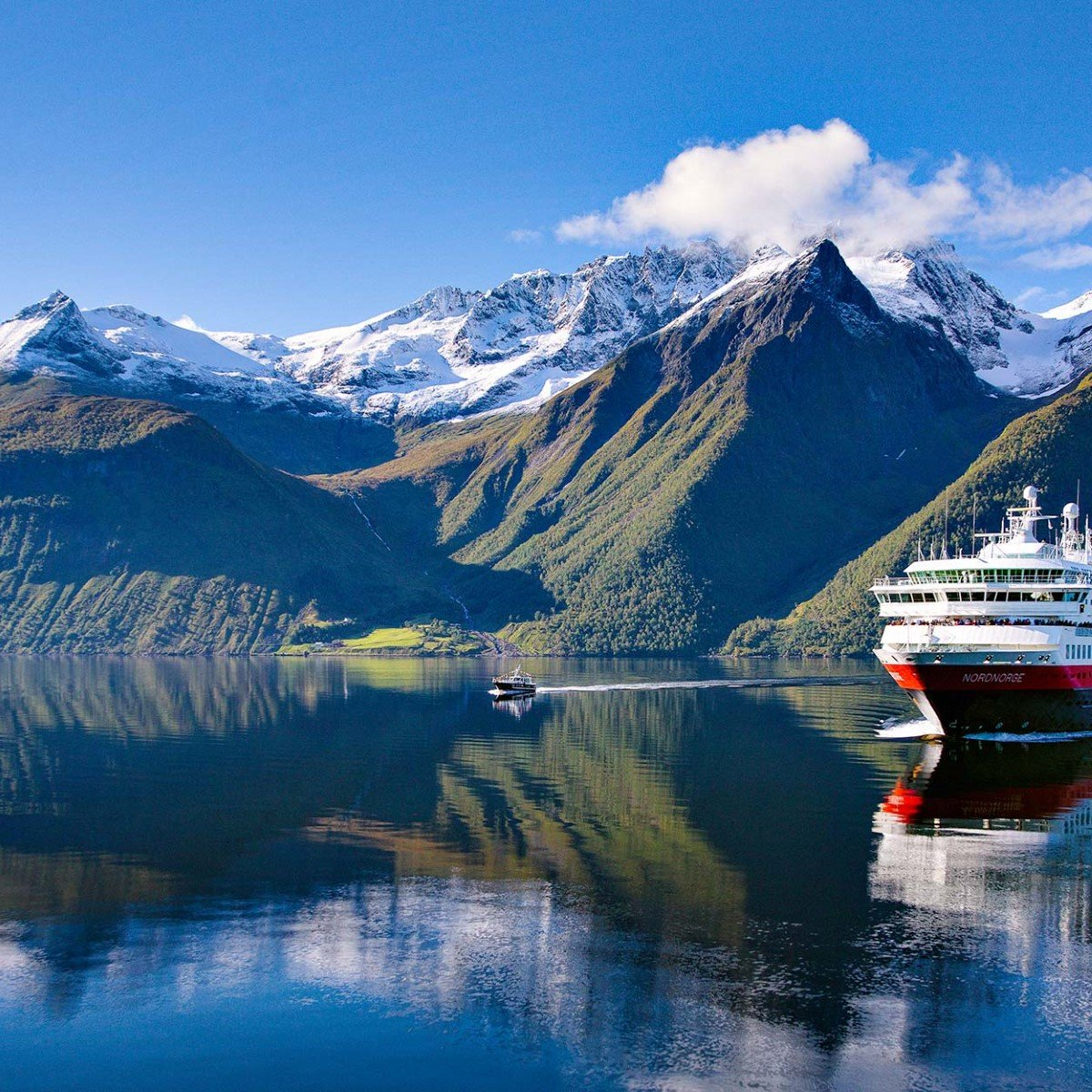 Fjord Tours From Bergen Winter