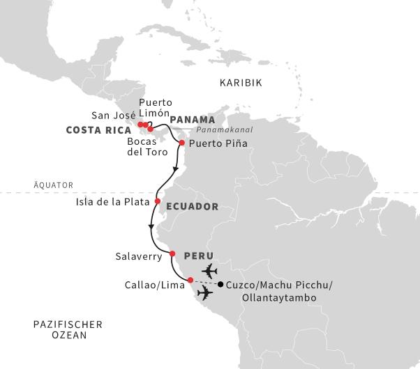 Machu Picchu und die Geheimnisse der Inkas B | Hurtigruten
