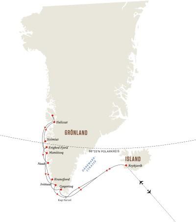 Gruppenreise: Expedition Diskobucht – Im Herzen Grönlands