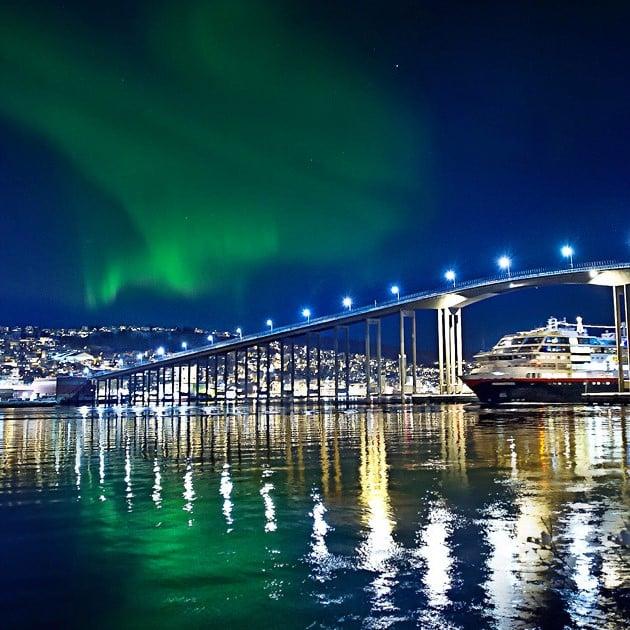 Postschiffreisen In Norwegen Expeditions Seereisen
