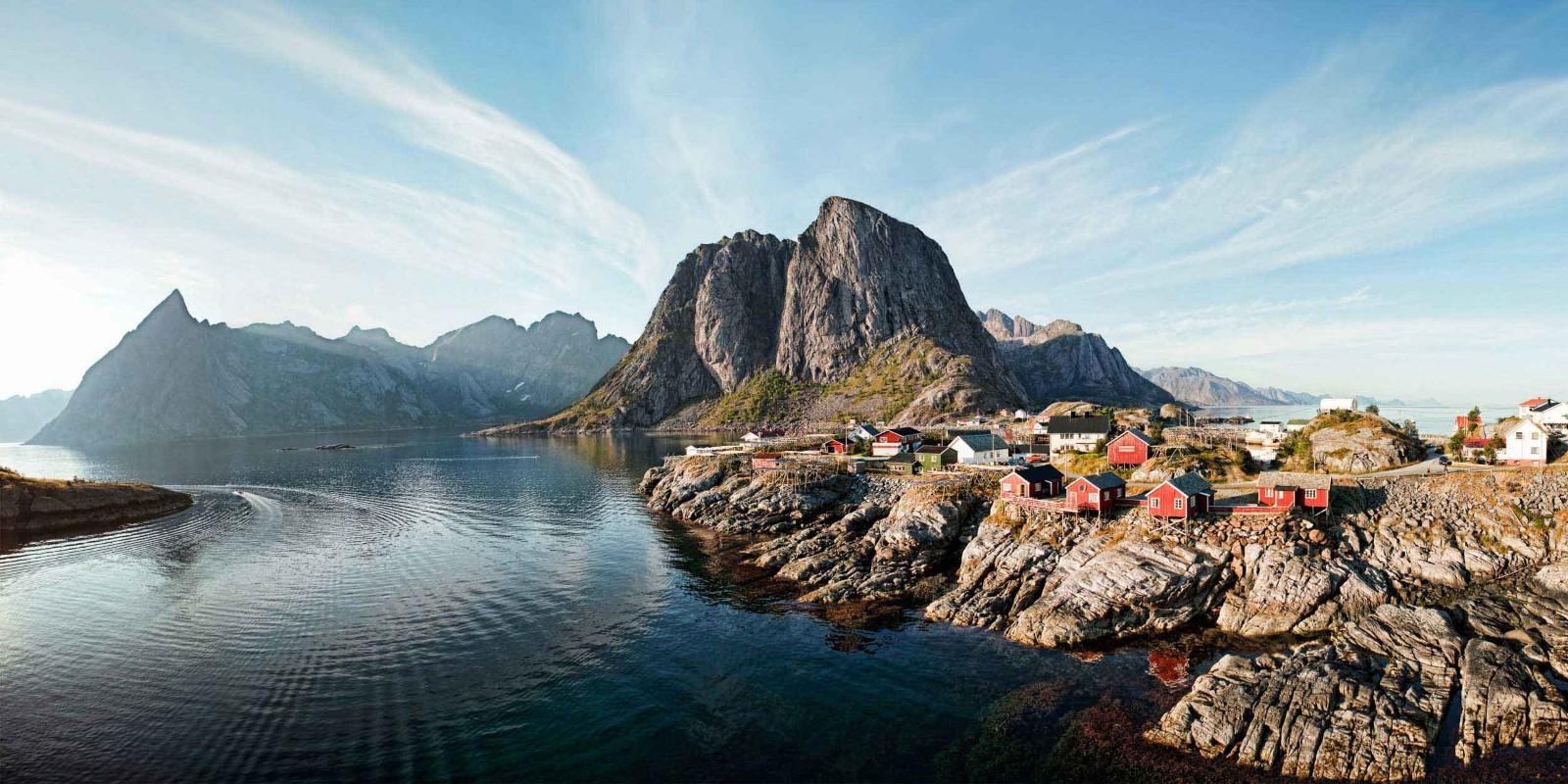 Die grosse Norwegen-Panorama-Reise