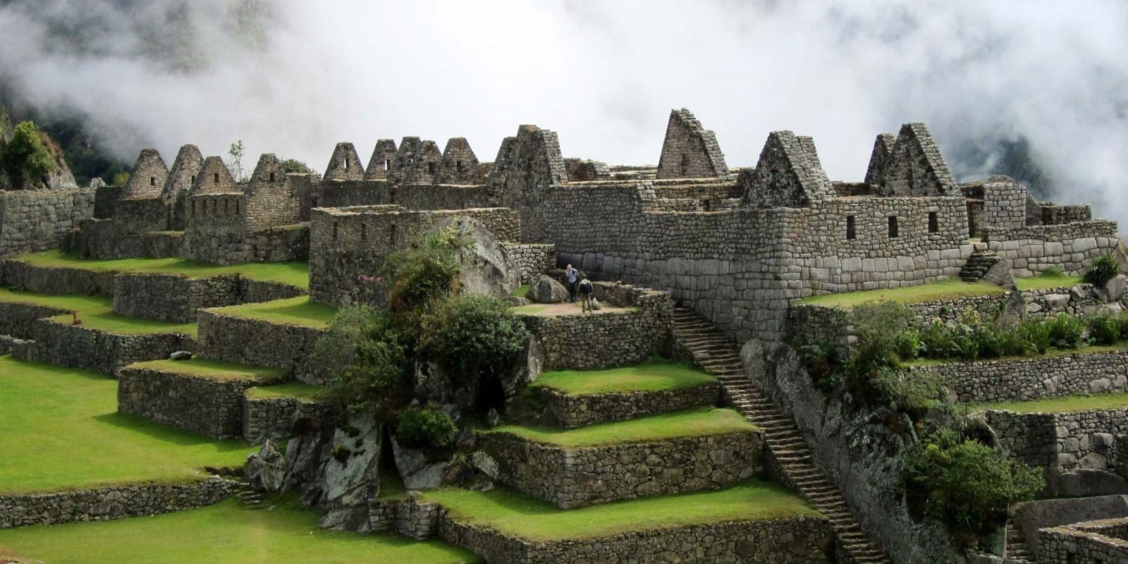 Geheimnisvolle Andenküste ? auf den Spuren untergegangener Kulturen